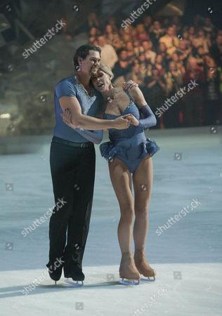 Editorial picture of 'Dancing on Ice' TV Programme, Elstree Studios, Borehamwood, Britain. - 21 Feb 2010