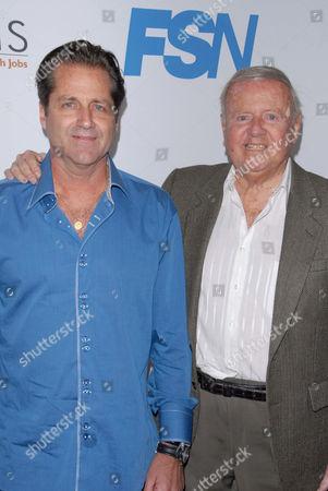 James Van Patten and Dick Van Patten