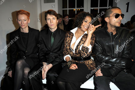 Tilda Swinton, Ryan McGinley, Janet Jackson and guest