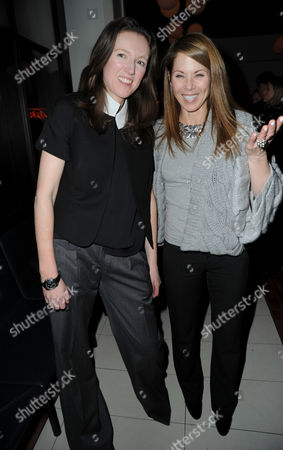 Clare Waight Keller with Mary-Adair Macaire