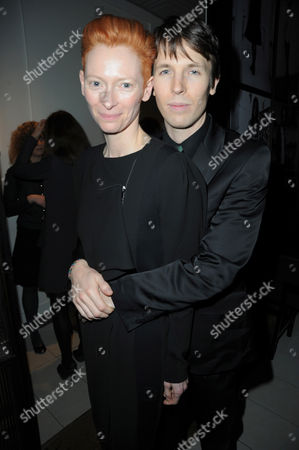 Tilda Swinton and Ryan McGinley