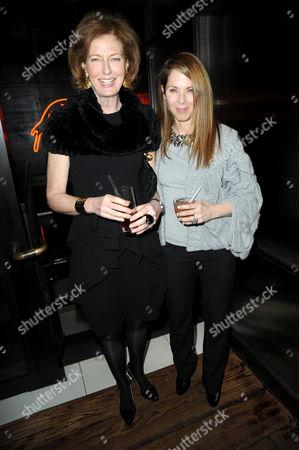 Julia Peyton Jones with Mary-Adair Macaire