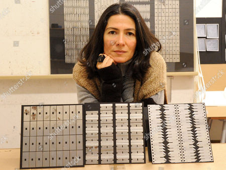 Editorial picture of Mariana Heilmann artist, London, Britain - 23 Feb 2010