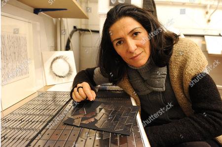 Stock Photo of Mariana Heilmann