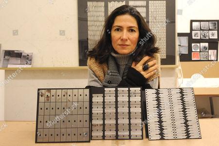 Stock Image of Mariana Heilmann