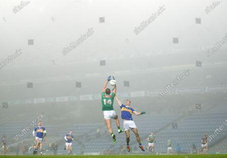 Editorial photo of GAA Football All-Ireland Senior Championship Semi-Final, Croke Park, Co. Dublin - 06 Dec 2020