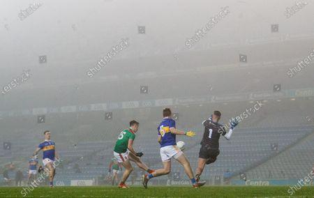 Editorial image of GAA Football All-Ireland Senior Championship Semi-Final, Croke Park, Co. Dublin - 06 Dec 2020