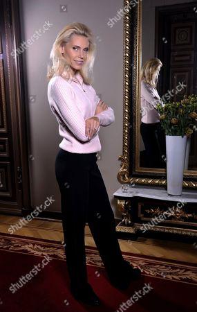 Stock Photo of Anna Anka
