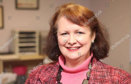 Stock Image of Christine Pratt
