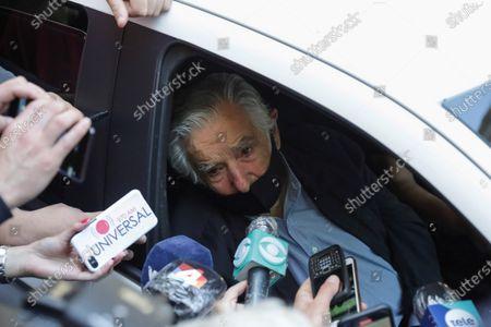 Editorial image of Funeral of late Uruguayan President Tabare Vazquez, Montevideo, Uruguay - 06 Dec 2020