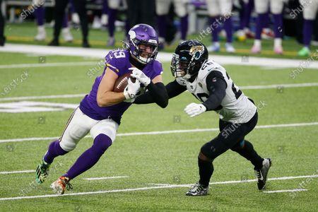 Editorial picture of Jaguars Vikings Football, Minneapolis, United States - 06 Dec 2020