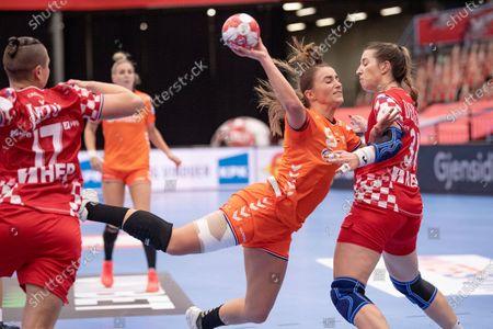 Editorial image of Netherlands vs Croatia, Kolding, Denmark - 06 Dec 2020