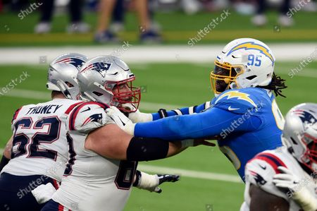 Editorial image of Patriots Chargers Football, Inglewood, United States - 06 Dec 2020