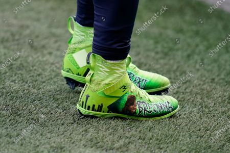 Editorial picture of Giants Seahawks Football, Seattle, United States - 06 Dec 2020