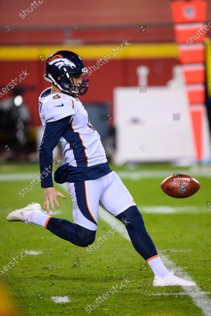 Editorial image of Broncos Chiefs Football, Kansas City, United States - 06 Dec 2020
