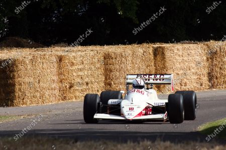 Editorial picture of 2011 Goodwood Festival of Speed - 01 Jul 2011