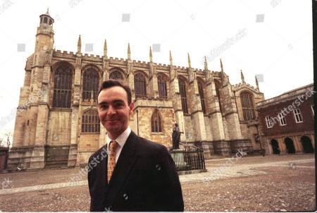 Michael Mckenzie Director Of The Champagne House Jacquesson Which Is Planning It's 200th Birthday Celebrations With A Fund-raising Dinner At Eton College.