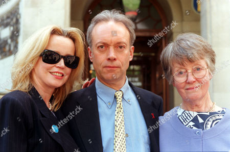 Editorial image of Trustees Of Actors Benevolent Fund; Angharad Ress Nickolas Grace And Georgine Anderson.