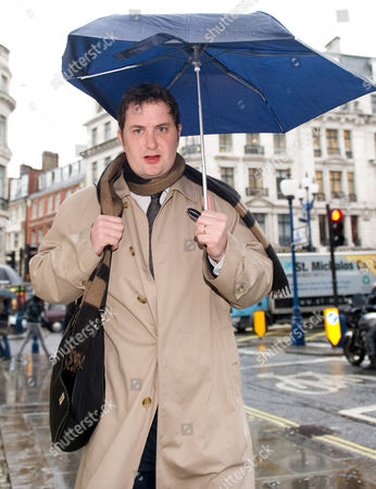 Stock Image of Dr Adam Osborne