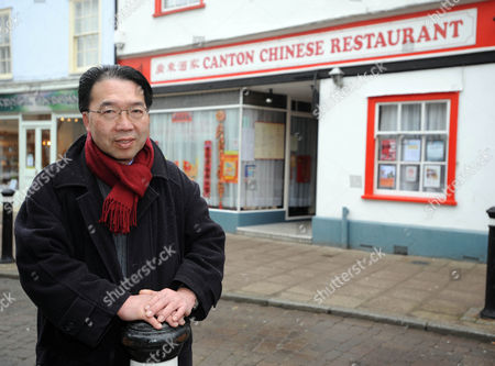The Canton Chinese restaurant owned by Patrick Chung