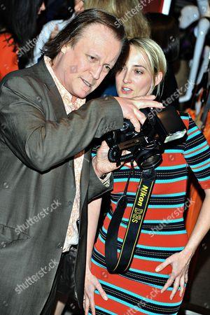 Editorial photo of Saks Fifth Avenue Celebrate the Launch of Z Spoke by Zac Posen in New York, America - 24 Feb 2010