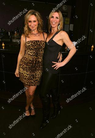 L-R: Sonja Morgan, Jennifer Gilbert