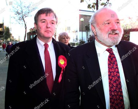 Frank Dobson Candidate For Mayor Of London And Robert Atkinson Labour Candidate For Kensington And Chelsea Tour The Kings Road.