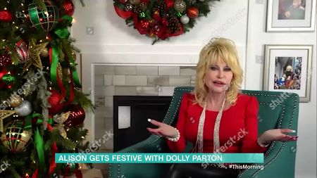 Stock Photo of Dolly Parton