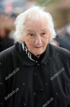 Stock Picture of Mrs Maureen Corder, Chris Corder's mother