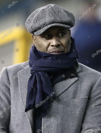 Les Ferdinand  director of football of  Queens Park Rangers