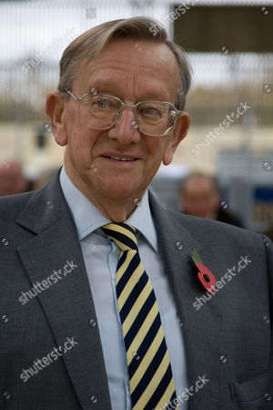 Sir Ken Morrison CBE Life President and former chairman of Wm Morrison Supermarkets plc