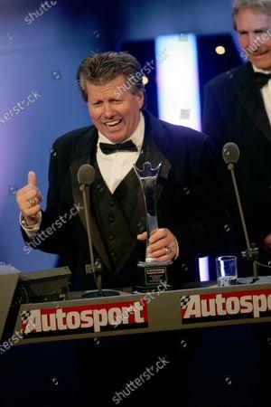 2005 Autosport Awards Grosvenor House, London. 4th December. John Force. Portrait. World Copyright: Malcolm Griffiths/LAT Photographic
