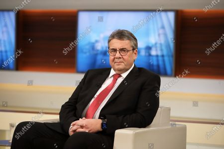 Stock Picture of Sigmar Gabriel