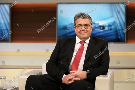 Stock Photo of Sigmar Gabriel