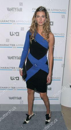 Editorial photo of 2nd Annual USA Network Character Approved Awards, New York, America - 25 Feb 2010
