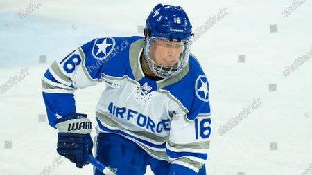 Editorial picture of Air Force Hockey, Air Force Academy, United States - 03 Dec 2020