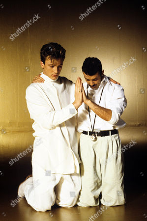 Frankie Goes To Hollywood - Mark O'Toole and Paul Rutherford
