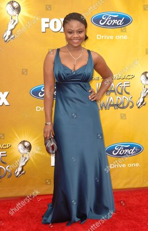 Editorial image of 41st Annual NAACP Image Awards Arrivals, Los Angeles, America - 26 Feb 2010