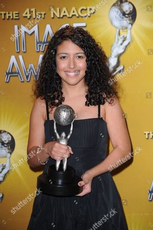 Editorial image of 41st Annual NAACP Image Awards, Press Room, Los Angeles, America - 26 Feb 2010
