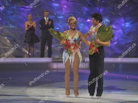 Editorial image of 'Dancing on Ice' TV Programme, Elstree Studios, Borehamwood, Britain  - 28 Feb 2010