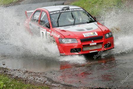 2004 British Rally Championship Eamon Boland Jim Clark Rally 2004 World Copyright Ebrey/LAT Photographic