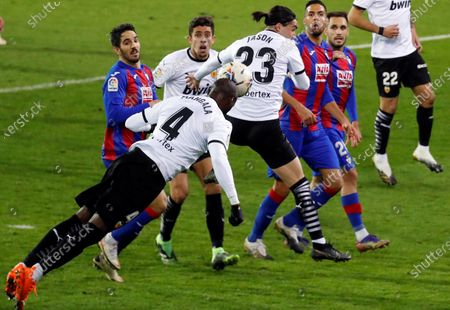 Editorial picture of SD Eibar vs Valencia CF, Spain - 07 Dec 2020