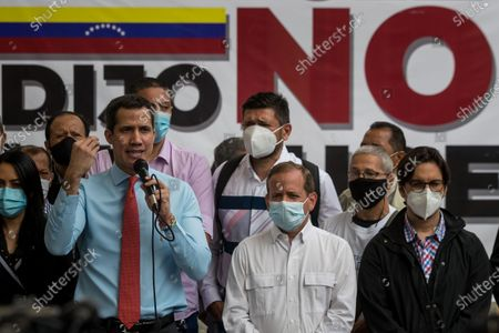 Editorial image of Guaido accuses Zapatero of 'an accomplice in the violation of human rights' In Venezuela, Caracas - 07 Dec 2020