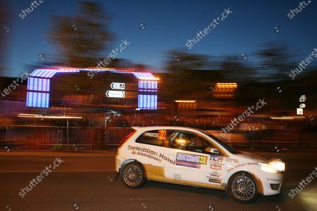Editorial picture of BRC, 2009 British Rally Championship, - 22 May 2009