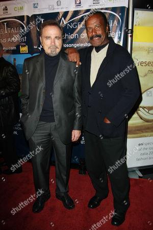 Franco Nero and Fred Williamson