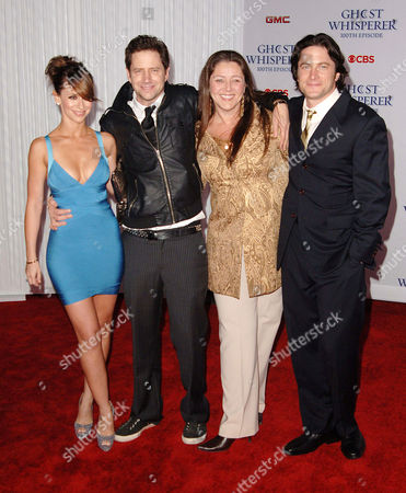 Editorial photo of Ghost Whisperer Celebrates the 100th Episode, Los Angeles, America - 01 Mar 2010