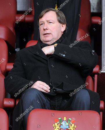 Stock Picture of Portsmouth chief-executive Peter Storrie