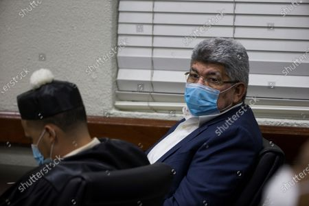 Editorial picture of Hearing continues against 11 involved in alleged corruption network in the administration of former President Medina, Santo Domingo, Dominican Republic - 07 Dec 2020