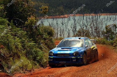 Editorial photo of 2002 World Rally Championship. - 08 Dec 2020