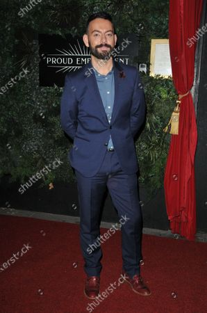 Stock Picture of Ben Forster